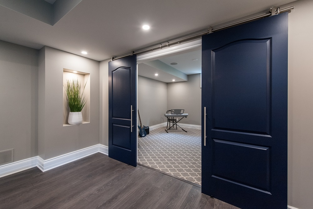 Renovation by Just Basements