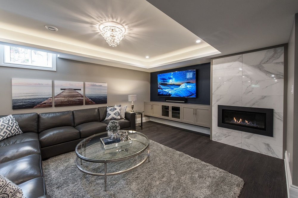 Renomark blog 5 tips for a cozy finished basement - Tips for finishing a basement ...