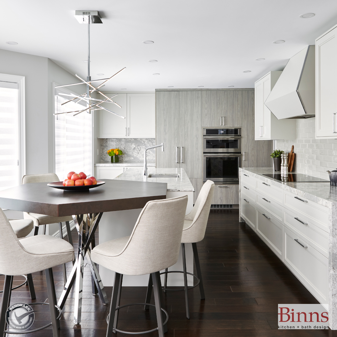 Binns kitchen + bath design